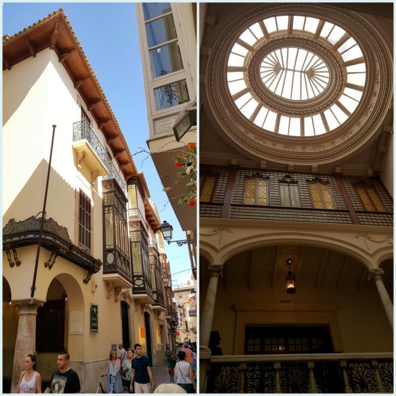 Norra Palma gamla stad